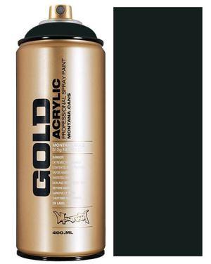 Montana Gold spuitbus Antracite 400 ml