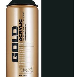 Montana Gold spuitbus Anthracite 400 ml