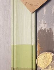 milk paint groen met gele ondertoon miss mustard seed