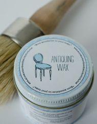 antiek wax, antique wax, verouderings wax
