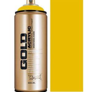 Montana Gold spuitbus Banana 400 ml