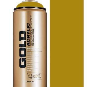 Montana Gold spuitbus Mustard 400 ml