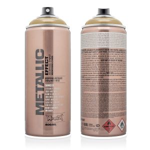 Montana Metallic Spuitbus Gold 400 ml