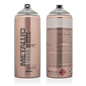 Montana Metallic Spuitbus Graphit 400 ml