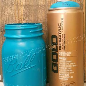 Aqua Montana Gold spuitbus 400 ml