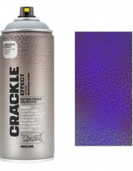 Montana CRACKLE EFFECT Spray Gentian Blauw RAL 5010 400ml