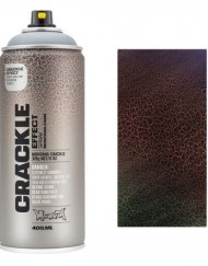 Montana CRACKLE EFFECT Spray Black 400ml