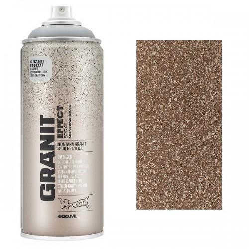 Montana Graniet effect spuitbus Bruin 400 ml