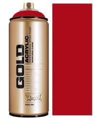 Montana Gold spuitbus Shock Bloed Rood 400ml