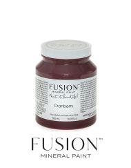 De rode kleuren van Fusion Mineral Paint MaisonMansion