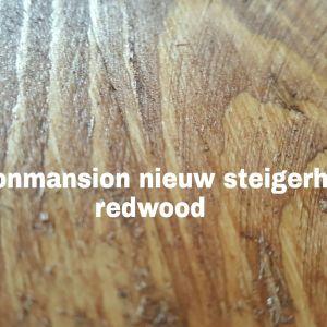 Woodstain  Redwood 1 liter