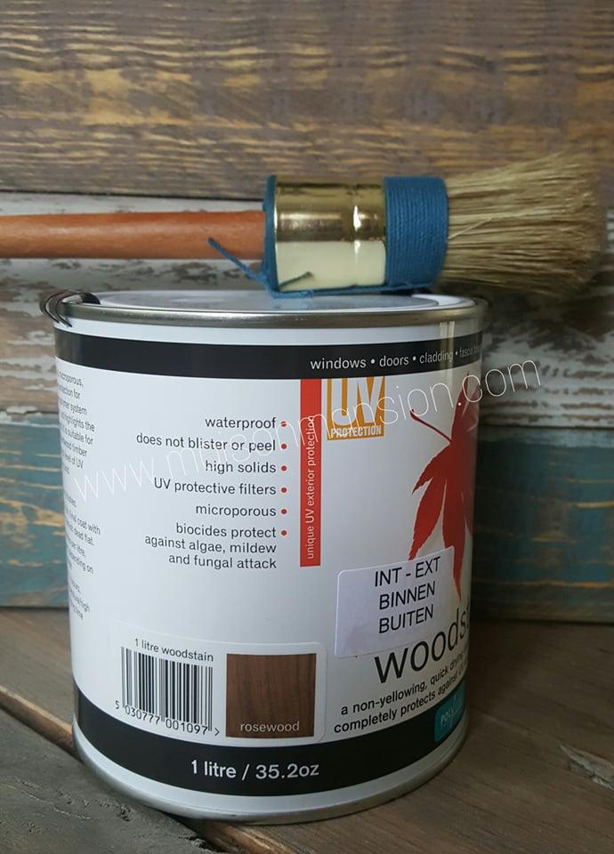 Polyvine, Polyvine dealer, Polyvine woodstain, woodstain, Rosewood