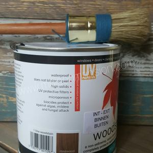 Woodstain  Rosewood 1 liter