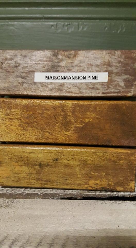 polyvine wood stain pine maisonmansion