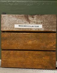 polyvine, woodstain, teak, maisonmansion,