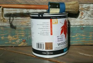 Woodstain  Oak 1 liter