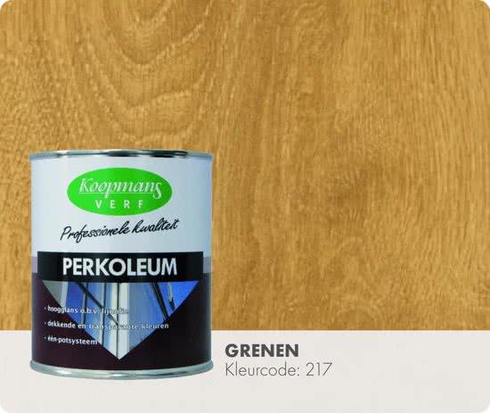 Perkoleum transparant grenen maisonmansion