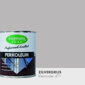 Perkoleum Zilvergrijs 750 ml