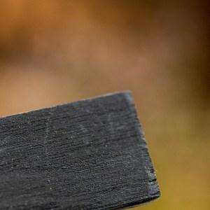 Muurverf  Goth intens zwart tester