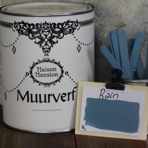 Rain Muurverf Maisonmansion