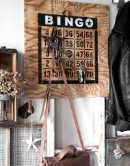 Bingo kaart sjabloon maisonmansion