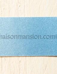 Metallic muurverf Ocean Blue 1 liter