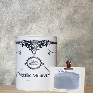 Metallic muurverf Ysee 1 liter Maisonmansion