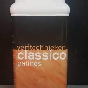 Classico verftechnieken 1 liter