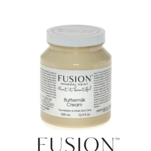 Fusion Mineral Paint Buttermilk Cream 500 ml