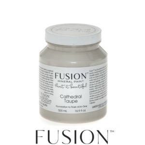 Fusion Mineral Paint Cathedral Taupe 500 ml
