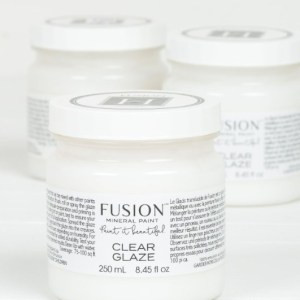 Fusion Clear Glaze 250 ml