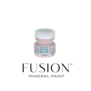 Tester Fusion Paint English Rose