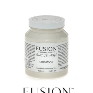 Fusion Mineral Paint Limestone 500 ml