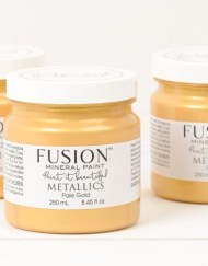 Fusion Mineral Paint Metallic Pale Gold 250 ml