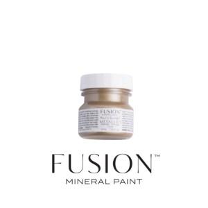 Fusion Tester Metallic Fusion Vintage Gold