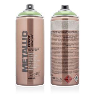Montana Metallic Spuitbus Avocado Green 400 ml