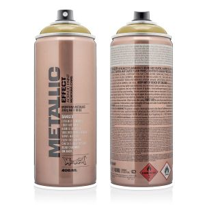 Montana Metallic Spuitbus Aztec Gold 400 ml