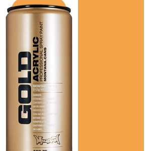 Montana Gold spuitbus Blast Orange 400 ml