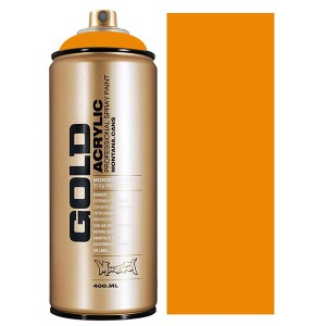 Montana Gold spuitbus Golden Yellow 400 ml