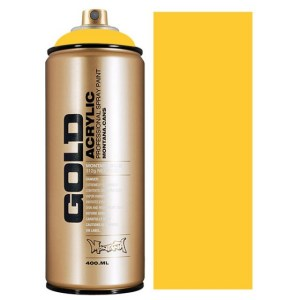 Montana Gold spuitbus Yellow Submarine 400 ml