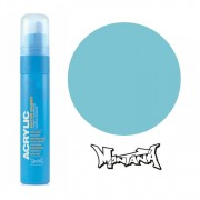 Montana Acrylic Marker Shock Blue Light 15 mm