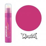 Montana Acrylic Marker Shock Pink 15 mm