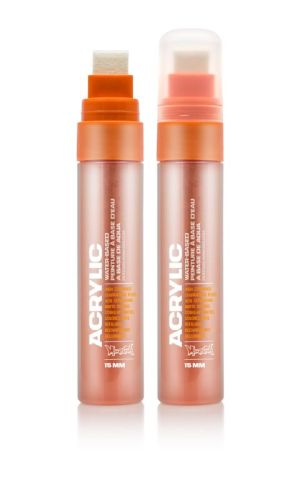 Montana Acrylic Marker Shock Orange 15 mm