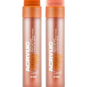 Montana Acrylic Marker Shock Orange 15 mm
