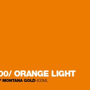 Montana Acrylic Marker Shock Orange Light 2 mm