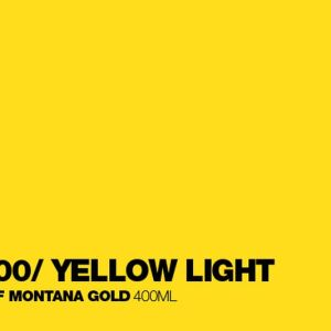 Montana Acrylic Marker Shock Yellow Light 0,7 mm