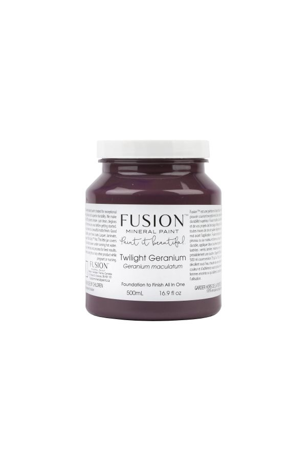 Fusion Mineral Twilight Geranium 500 ml