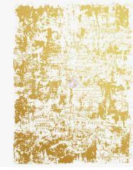 Gouden doorsleten muur effect