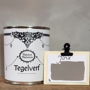 Tegelverf Jinx 500 ml Maisonmansion