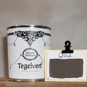 Tegelverf Ozul 500 ml Maisonmansion